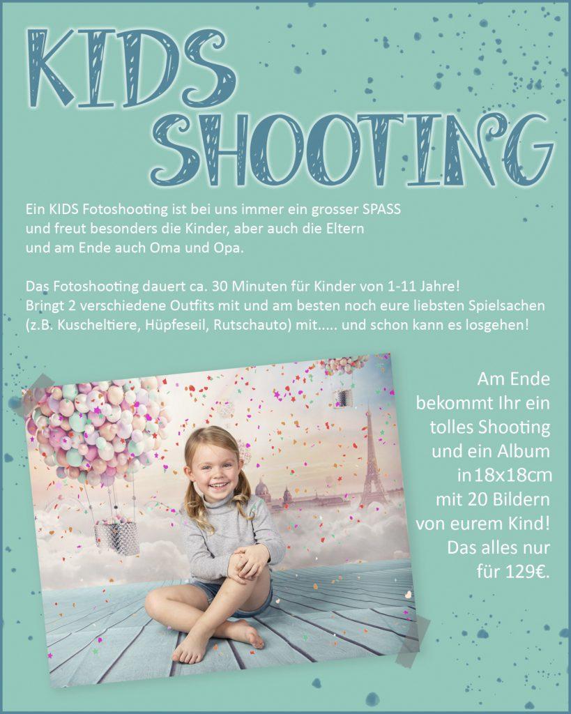 Kids Shooting